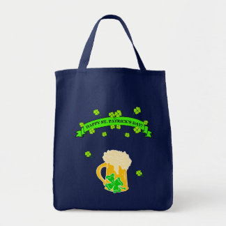 Tote Bag Signe du jour de St Patrick