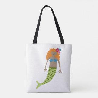 Tote Bag Sirène