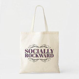 Tote Bag Socialement Rockward