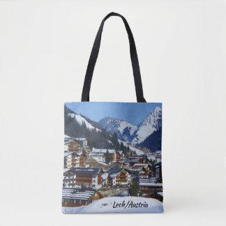 Tote Bag Souvenir de l'obsédé AM Arlberg de l'Autriche