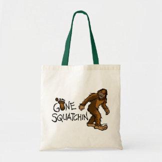 Tote Bag Squatchin allé