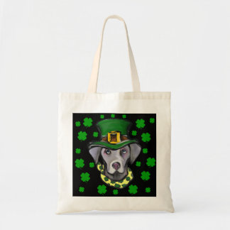 Tote Bag St Patty de Weimarana