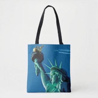 Tote Bag Statue de la liberté pour tout plus de - imprimez