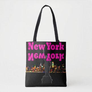 Tote Bag Statue de New York City de voyage Fourre-tout de