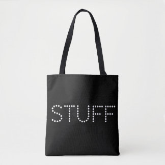 Tote Bag Substance. Plaine et simple