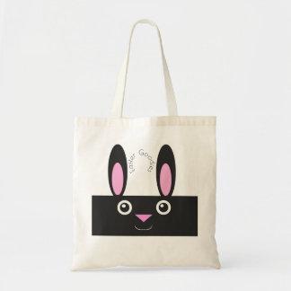 Tote Bag Sucreries de Pâques de lapin