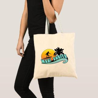 Tote Bag Surfer de Maui