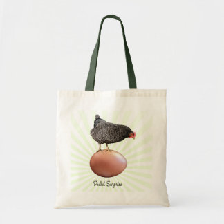Tote Bag Surprise de poulette