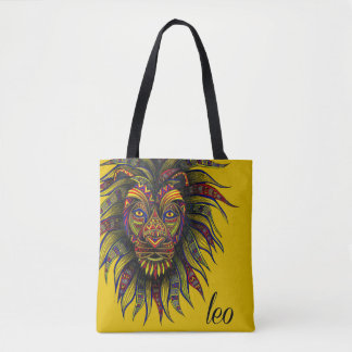 Tote Bag Symbole de Lion