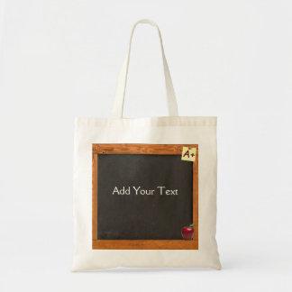 Tote Bag Tableau de professeur