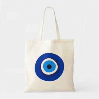 Tote Bag talisman arabe turc grec de symbole d'oeil mauvais