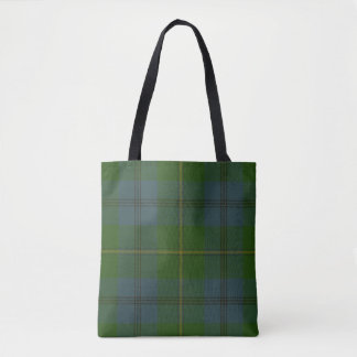 Tote Bag Tartan de clan de Johnston