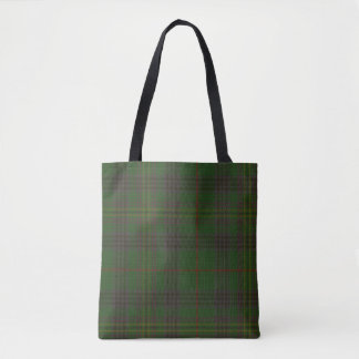 Tote Bag Tartan de clan de Kennedy