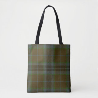 Tote Bag Tartan de clan de Thomson