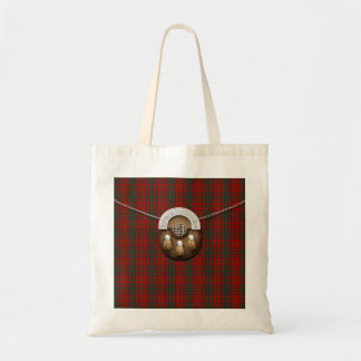 Tote Bag Tartan et escarcelle de Matheson de clan