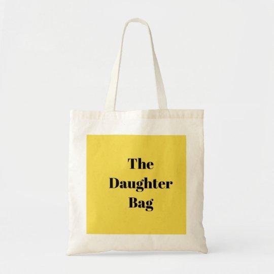Tote Bag The Daughter Bag