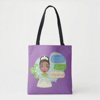Tote Bag Tiana | vivant vos rêves