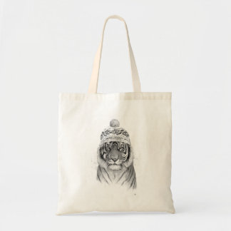 Tote Bag Tigre sibérien