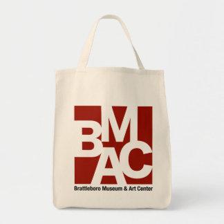 Tote Bag Toile Fourre-tout de logo de BMAC