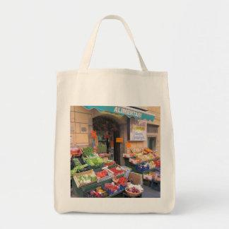 Tote Bag Toile Fourre-tout--Marché italien