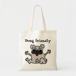 Tote Bag Tote Dog Friendly bag