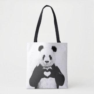 Tote Bag Tout que vous avez besoin est amour