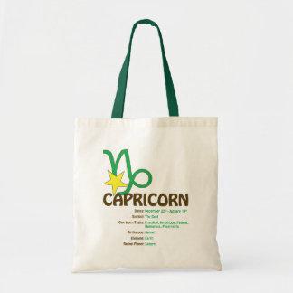 Tote Bag Traits Fourre-tout de Capricorne