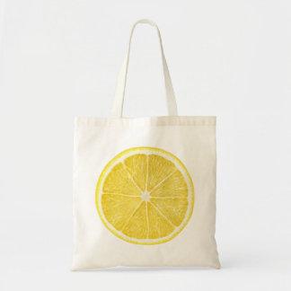Tote Bag Tranche de citron