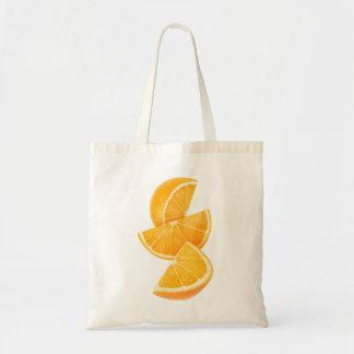 Tote Bag Tranches oranges