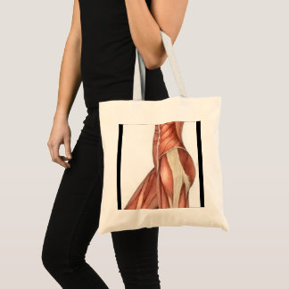 Tote Bag Transparent musculaire