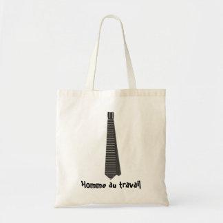 Tote Bag Travail d'Au de Homme (version française de