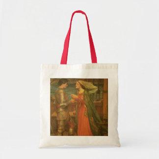 Tote Bag Tristan et Isolde par le château d'eau, beaux-arts