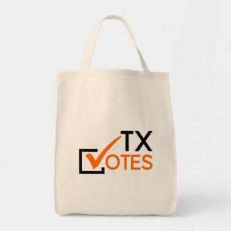 Tote Bag TX vote Fourre-tout
