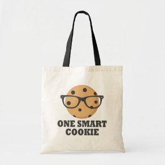 Tote Bag Un biscuit futé