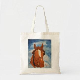 Tote Bag Un cheval fourre-tout de travail