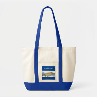 Tote Bag Un fil simple
