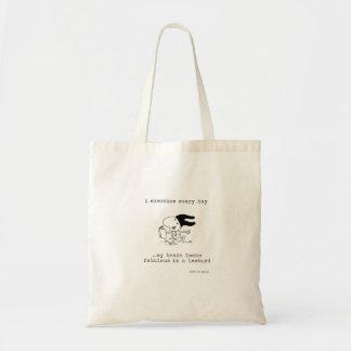 Tote Bag Un genre différent d'exercice Fourre-tout