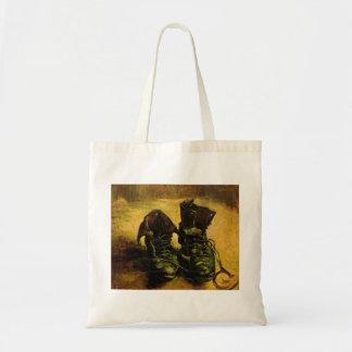 Tote Bag Une paire de chaussures par Vincent van Gogh, art