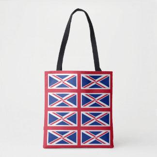 Tote Bag Union Jack infini