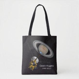 Tote Bag Vaisseau spatial de mission de Cassini Huygens