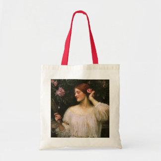Tote Bag Vanité par le château d'eau, portrait victorien