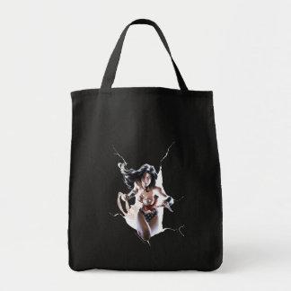 Tote Bag Variante comique de la couverture #609 de femme de