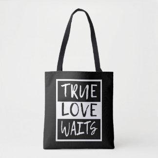 Tote Bag Véritables attentes d'amour