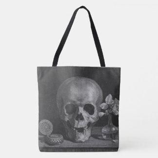 Tote Bag Vignette Fourre-tout de crâne