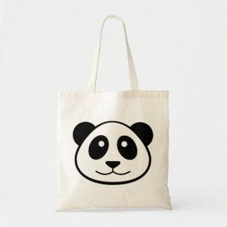 Tote Bag Visage de panda