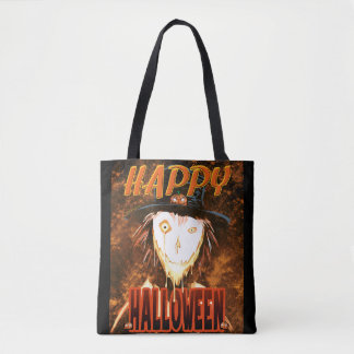 Tote Bag Visage heureux JIM
