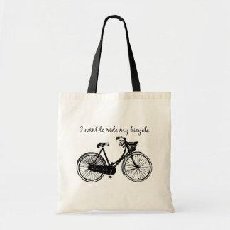 """Tote Bag """"Voulez citation de motivation monter ma"""
