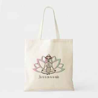 Tote Bag YOGA MIGNON | Namaste GetYerGoat™ de CHÈVRE