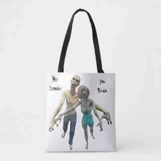 Tote Bag Zombis de couples