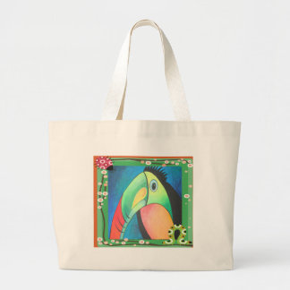 Toucan Grand Tote Bag